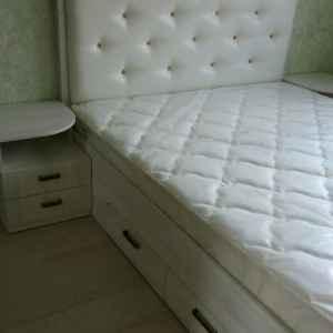 шкаф-купе в спальне 2