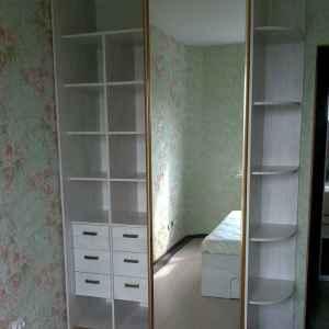 шкаф-купе в спальне 5