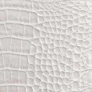 деко-панели 122 крокодил белый и блестки для шкафов купе