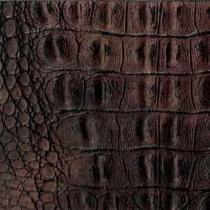 деко-панели 125 крокодил коричневый для шкафов купе