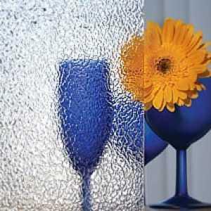 дождь бесцветное декоративное стекло