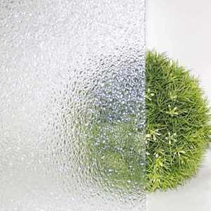 хрусталик бесцветное декоративное стекло