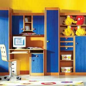мебель в детскую комнату 10