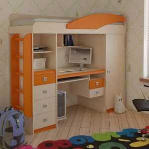 мебель в детскую комнату 12
