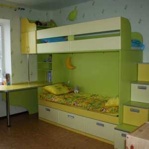 мебель в детскую комнату 13