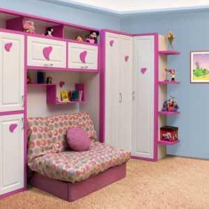 мебель в детскую комнату 16