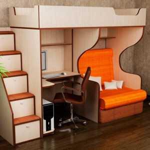 мебель в детскую комнату 7