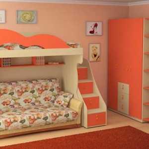 мебель в детскую комнату 9