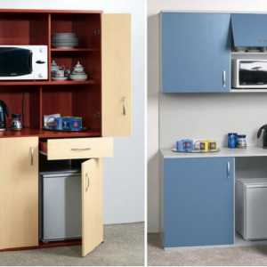 кухни для офиса 1
