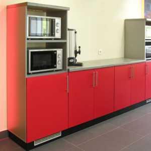 кухни для офиса 6