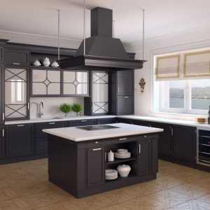 островные кухни 18