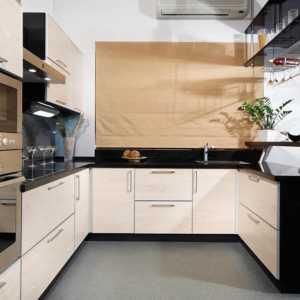 п образные кухни 11