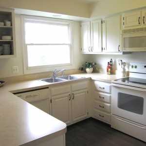п образные кухни 17