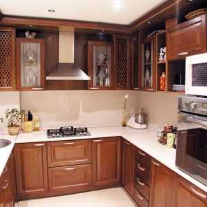 п образные кухни 6