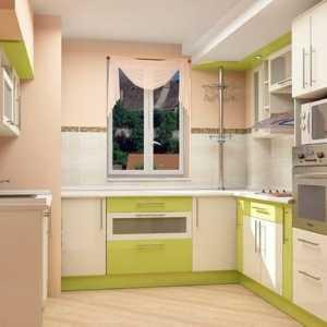 п образные кухни 8