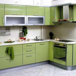 угловые кухни 1