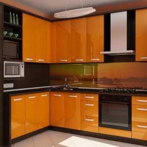 угловые кухни 11