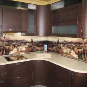 угловые кухни 13