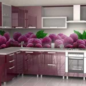 угловые кухни 17