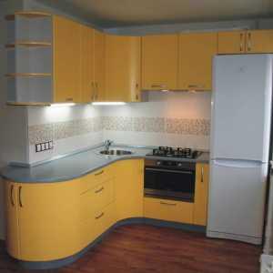 угловые кухни 18