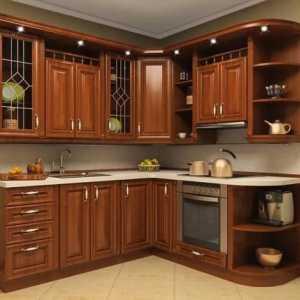 угловые кухни 6
