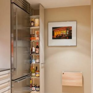 система колонна на кухню 2