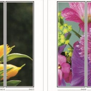 фотопечать для шкафов купе цветы 105 и 106