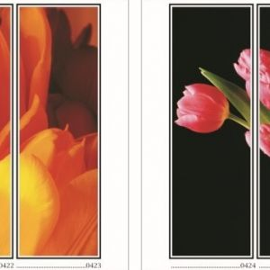 фотопечать для шкафов купе цветы 107 и 108