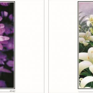 фотопечать для шкафов купе цветы 137 и 138