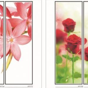 фотопечать для шкафов купе цветы 141 и 142