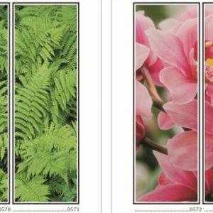 фотопечать для шкафов купе цветы 145 и 146