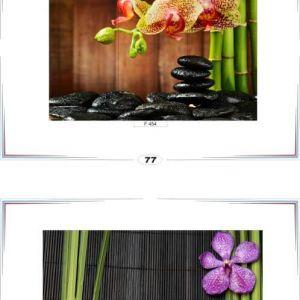 фотопечать для шкафов купе цветы 77 и 78