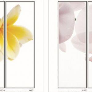 фотопечать для шкафов купе цветы 89 и 90
