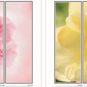 фотопечать для шкафов купе цветы 91 и 92