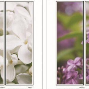 фотопечать для шкафов купе цветы 93 и 94