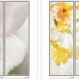 фотопечать для шкафов купе цветы 97 и 98