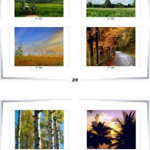 фотопечать природа 29 и 30