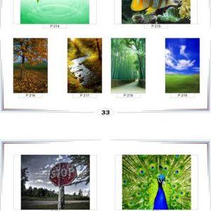 фотопечать природа 33 и 34