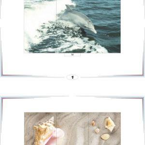 фотопечать море 1