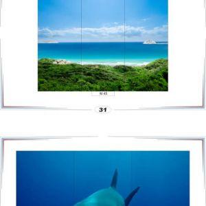 фотопечать море 16