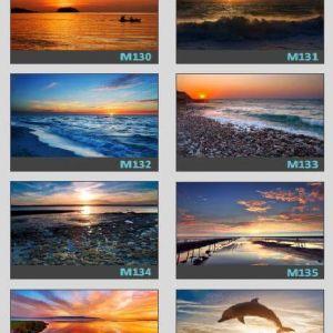 фотопечать море 56