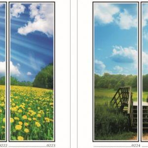 фотопечать для шкафов панорама 3