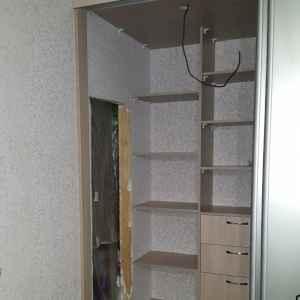 шкаф-купе в хрущевке 2